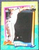 94 UD Fun Pk Rafael Palmeiro #154 Orioles