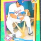 94 UD Fun Pk Jose Canseco #133 Rangers