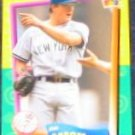 94 UD Fun Pk Jim Abbott #75 Yankees