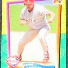 94 UD Fun Pk Lenny Dykstra #69 Phillies