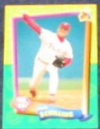 94 UD Fun Pk Curt Schilling #38 Phillies