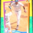 94 UD Fun Pk Joe Carter #29 Blue Jays