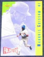 93 UD Fun Pk Fold Outs Marquis Grissom #216