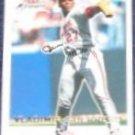 2001 Fleer Focus Vladimir Guerrero #20 Expos