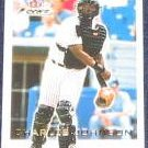 2001 Fleer Focus Charles Johnson #178 White Sox