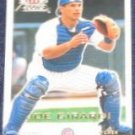 2001 Fleer Focus Joe Girardi #78 Cubs