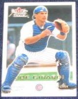 2001 Fleer Focus Joe Girardi #78 Cubs