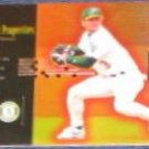 2000 UD Hot Properties Eric Chavez #HP7 Athletics