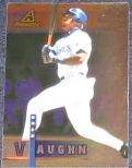 1998 Pinnacle Greg Vaughn #86 Padres