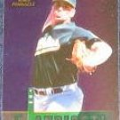 1998 Pinnacle Tom Candiotti #105 Athletics
