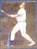 1998 Pinnacle Ryan Klesko #167 Braves