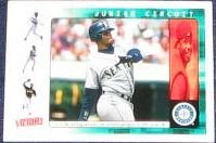 2000 UD Victory Ken Griffey Jr. #422 Junior Circuit