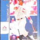 2002 Fleer Maximum Raul Mondesi #87 Blue Jays