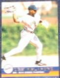 2001 Pacific Desi Relaford #374 Padres