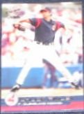 2001 Pacific Chuck Finley #127 Indians