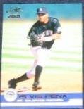 2001 Pacific Rookie Elvis Pena #469 Rockies