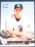2001 Pacific Rookie Aaron Myette #485 White Sox