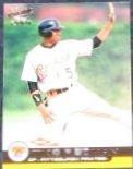 2001 Pacific Rookie Tike Redman #483 Pirates