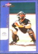 2002 Fleer Maximum Ben Petrick #148 Rockies