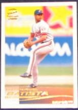 2000 Pacific Crown Spanish Miguel Batista #167 Expos