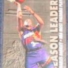 1993-94 UD Season Leaders Charles Barkley #174 Suns