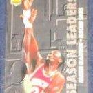 1993-94 UD Season Leaders Hakeem Olajuwon #170 Rockets