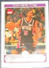 2006-07 Topps Basketball Rookie Quincy Douby #247 Kings