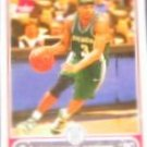 2006-07 Topps Basketball Rookie Shannon Brown #265 Cavs