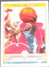 2006-07 Topps Basketball Carmelo Anthony #197 Nuggets