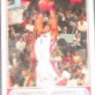 2006-07 Topps Basketball Ben Wallace #101 Bulls