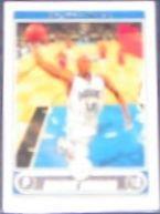 2006-07 Topps Basketball Dwight Howard #12 Magic