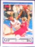 2006-07 Topps Basketball James Singleton #210 Clippers