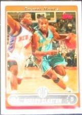 2006-07 Topps Basketball Speedy Claxton #155 Hawks