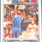 2006-07 Topps Basketball Jared Jeffries #206 Wizards