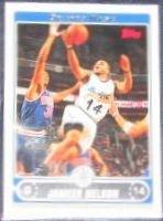 2006-07 Topps Basketball Jameer Nelson #190 Magic