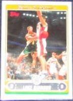 2006-07 Topps Basketball Luke Ridnour #176 Supersonics