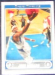 2006-07 Topps Basketball Josh Howard #103 Mavericks