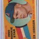 1960 Topps Ken Johnson