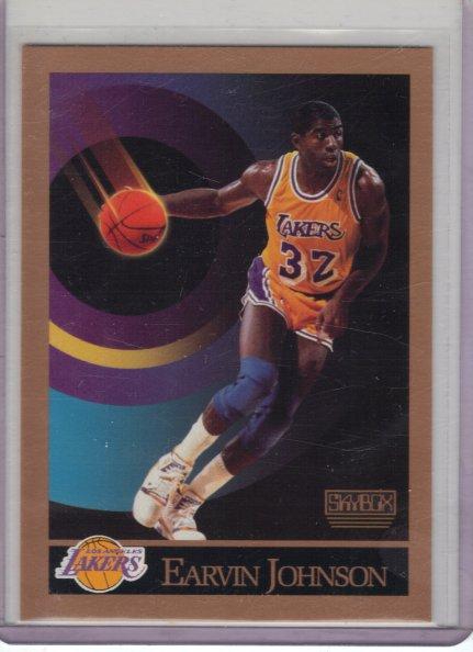 1990 Skybox Magic Johnson