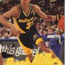 1996 Fleer Ultra Reggie Miller Gold Medallion Card