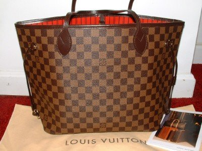 louis vuittion never full purse