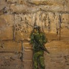 Soldier at the Wall