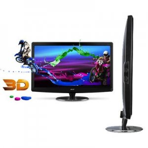 """Acer 27"""" 3D ready LCD monitor"""