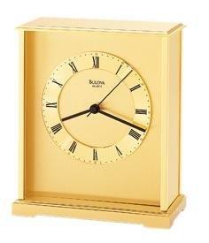 Bulova B2001 Majestic Tabletop Clock
