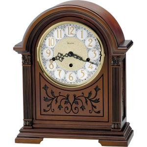 Bulova Collister Mantel Clock B1917