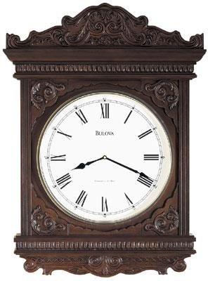 Bulova Tottenham Wall Clock C4417