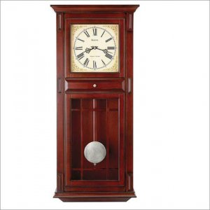 Bulova C4320 San Carlin Wall Clock