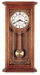 Bulova C3375 Cirrus Chiming Wall Clock