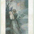 Artist SOLOMKO Postcard Couple Love