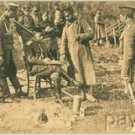 Balkan War BG Postcard 51st Regiment Commander Rare